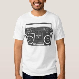 80s Boombox Camisetas