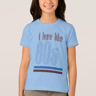 80s [] camiseta