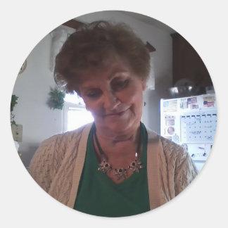 84.o pegatina del cumpleaños de Joyce Elliott