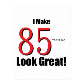 85 años postal
