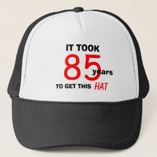 85o Gorra de los regalos de la mordaza del