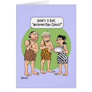 87 o saludo chistoso del cumpleaños tarjeta