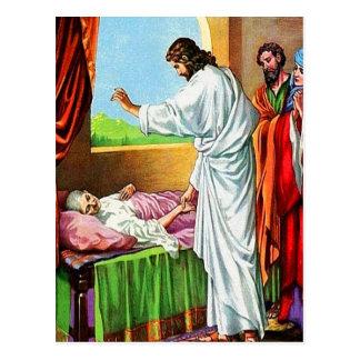 8:14 de Matthew - poste de la suegra de 15 Peter Postal