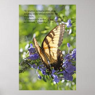 8 31 de Juan - tigre Swallowtail de Mariposa de la Impresiones