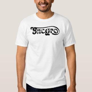 8negro logo, ton up spirit since 2006 camisas