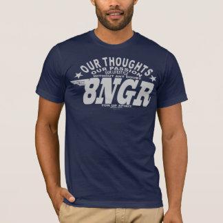 8NGRgrey Camiseta