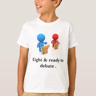 8vas camisetas del cumpleaños para los niños