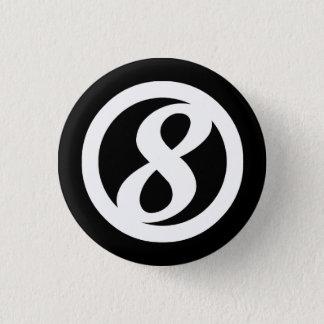 8vo Botón del círculo