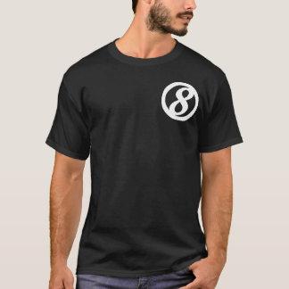 8vo Camisa sumisa del personal del círculo