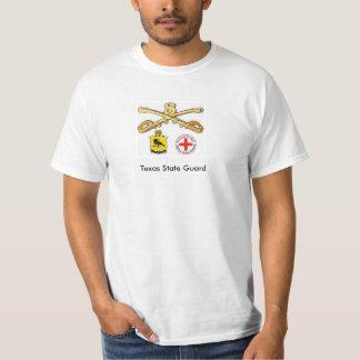 8vo Regimiento de caballería de Tejas Camiseta