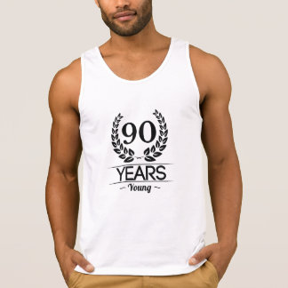 90 años de joven
