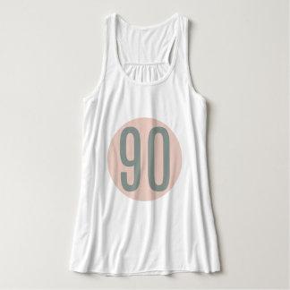 90 - Deportivo Camiseta Con Tirantes