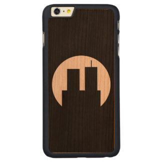 911 WTC FUNDA PARA iPhone 6 DE CARVED® DE CEREZO