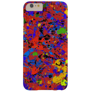 #912 abstracto funda barely there iPhone 6 plus