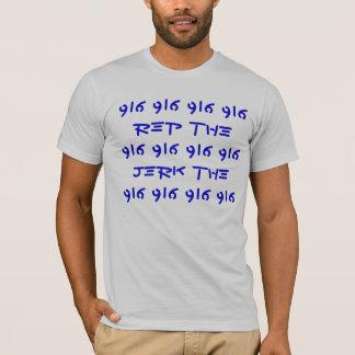 916 (camisa del justillo) camiseta