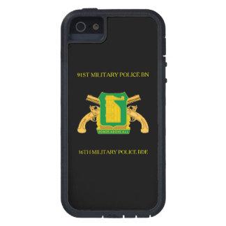 91.o CASO del iPHONE del BATALLÓN de la POLICÍA Funda iPhone SE/5/5s