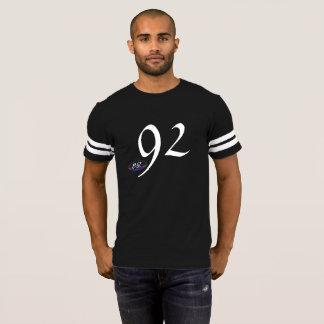 92 por el negro de BlakkOuttVisionz el |/la camisa