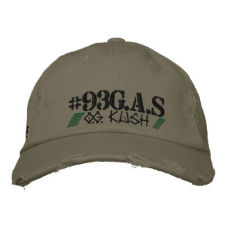 93 gorra verde oliva ligero del GAS O.G.Kush