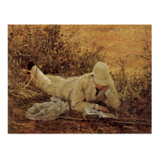 94 grados en la sombra, sir Lorenzo Alma Tadema Tarjetas Postales