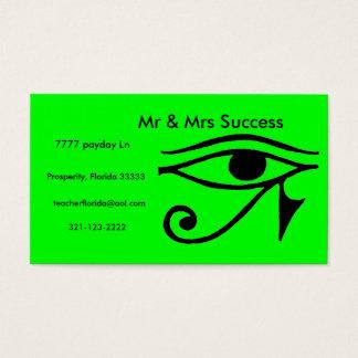 999580-155 - Copia, Sr. y señora Success, payda Tarjeta De Negocios