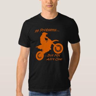¡99 problemas sino el MX no es uno! Camisas