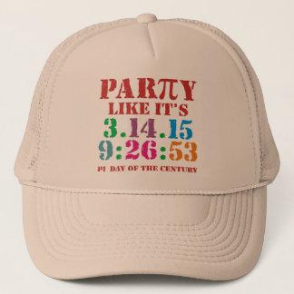 9:26 del gorra del casquillo del día del pi último