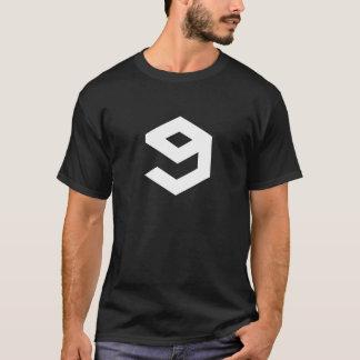 9gag (negro) camiseta