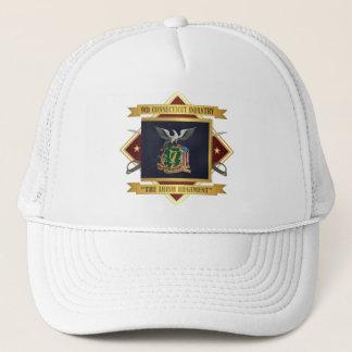 9no Infantería voluntaria de Connecticut Gorra De Camionero