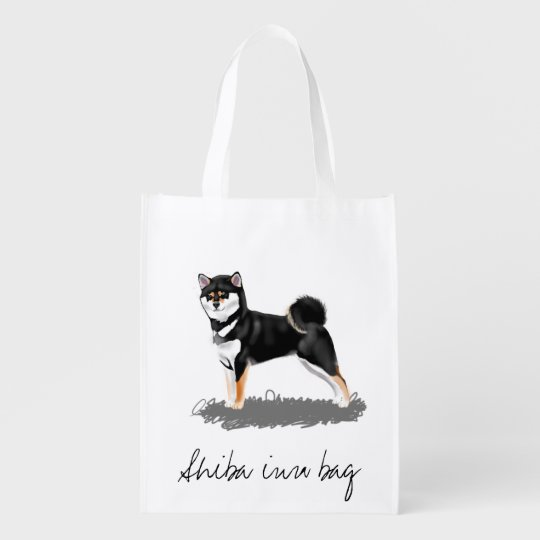 A bag Shiba inu/ bolsa shiba inu