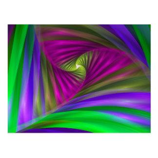 A.C. postal del espiral 22.