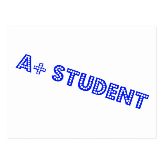 A+ Estudiante Postal