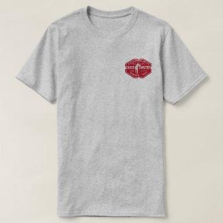 A.H. Béisbol Dickson TN. del Swatter de Dixie de Camiseta