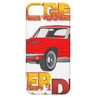 A_Legend_Never_Dies_ (Vette S.R.) Funda Para iPhone SE/5/5s