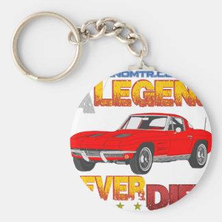 A_Legend_Never_Dies_ (Vette S.R.) Llavero