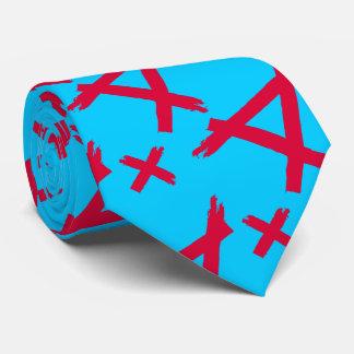 A más corbata personalizada