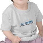 A medias griego camiseta