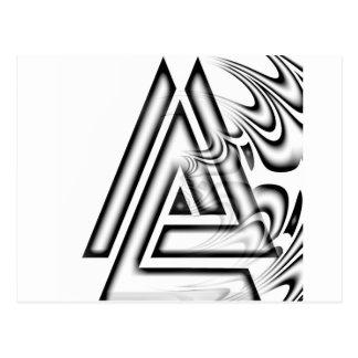 A piramidal postal