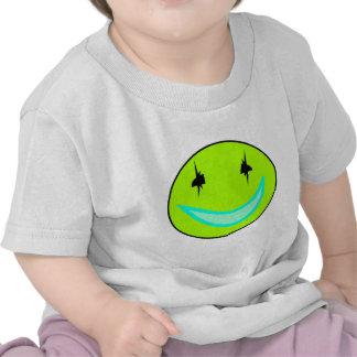 a smile like joker camisetas