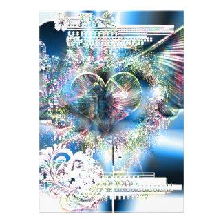 A través del corazón (edición del navidad 2) invitaciones personales