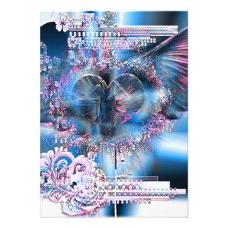 A través del corazón (edición del navidad 3) invitación