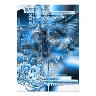 A través del corazón (edición del navidad) comunicado personalizado