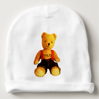 AA511A-Teddy-Yolo-light-Pattern-no-BG-cut-transpar Gorrito Para Bebe