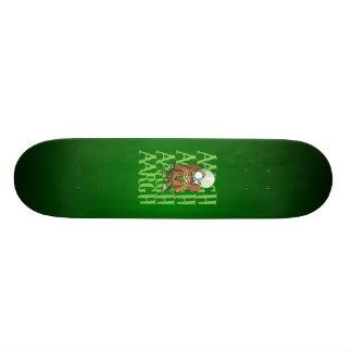 Aargh tablero tablas de skate