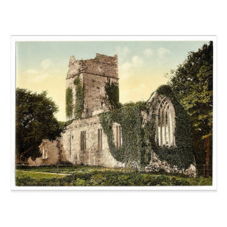 Abadía de Muckross. Killarney. Co. Kerry, magn de Postal