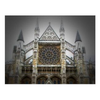 Abadía de Westminster - Londres - postal
