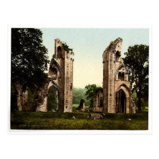 Abadía, la capilla de San José, Glastonbury Postal
