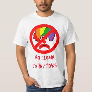 Abajo con los payasos camiseta