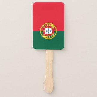 Abanico Bandera de Portugal