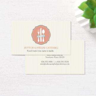 Abastecimiento beige de la placa de la tela a tarjeta de visita