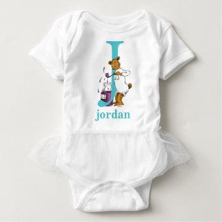ABC del Dr. Seuss: Letra J - El trullo el   añade Body Para Bebé